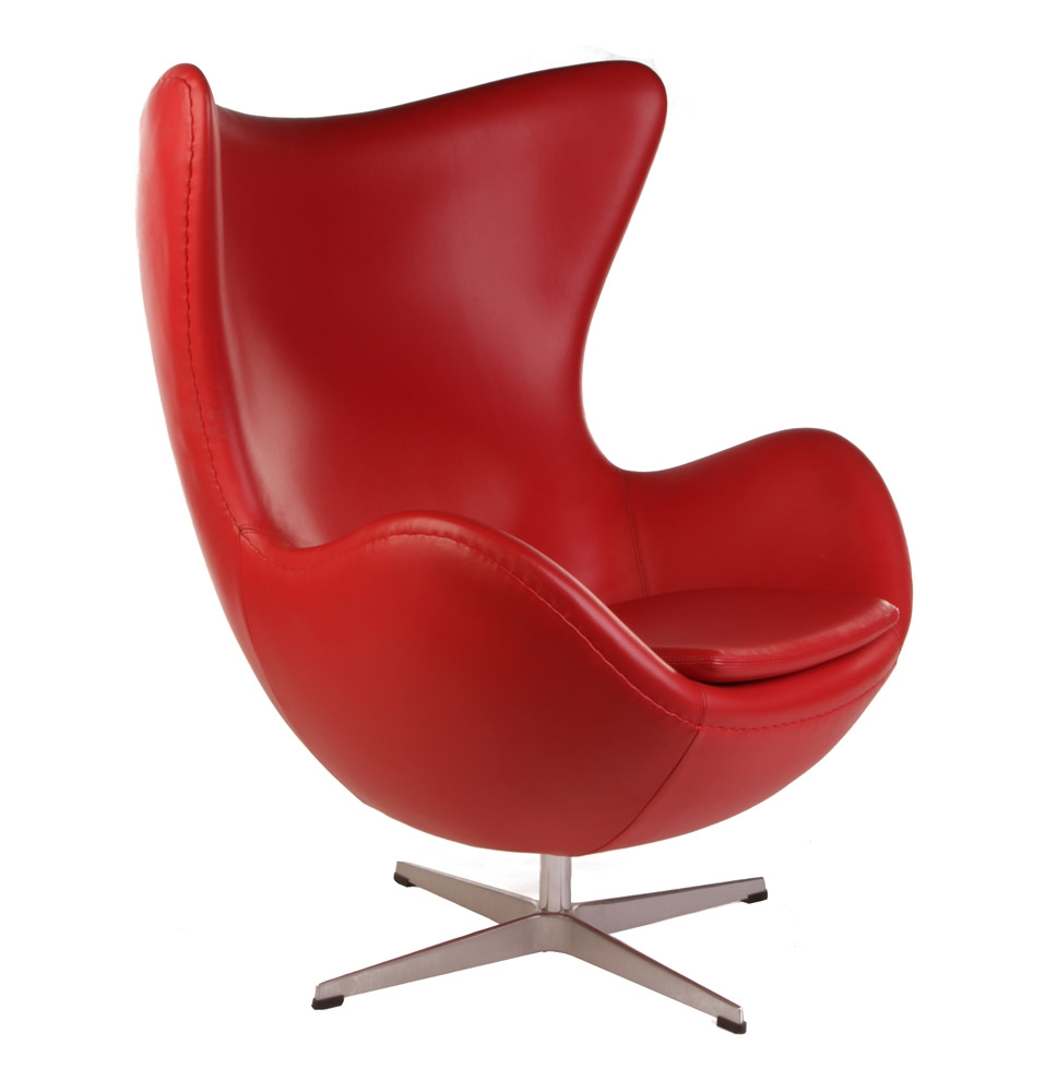 replica arne jacobsen egg chair red replica egg chair arne