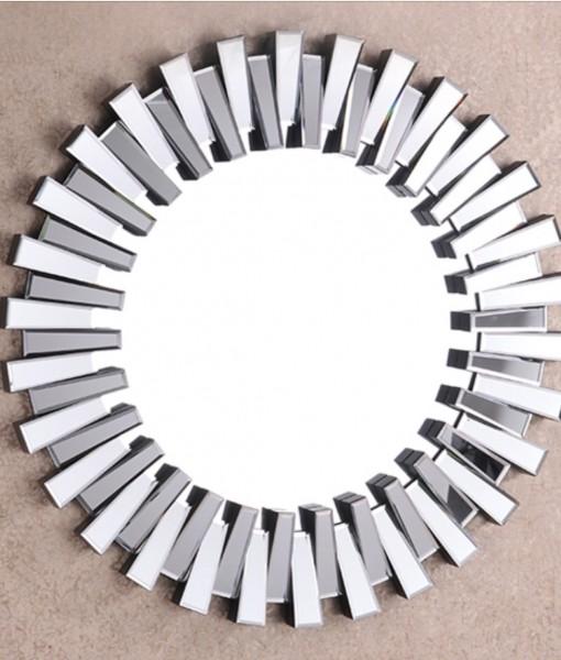 Stylish Round Wall Mirror