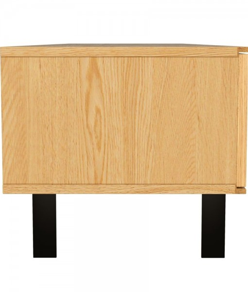 Entertainment-Unit-180-cm-American-Oak-Lowline-TV-Stand-8