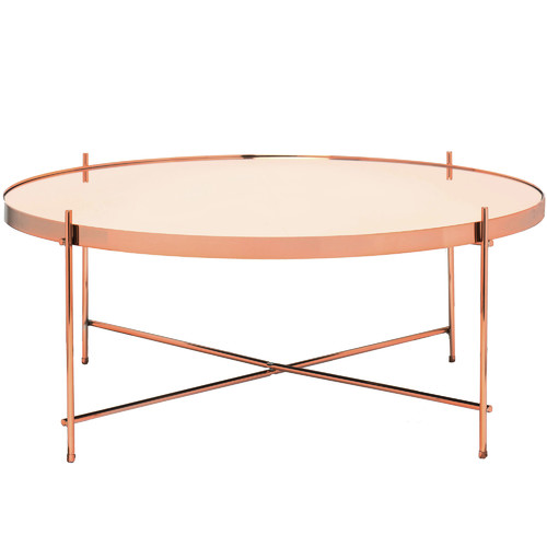Rose+Gold+Coffee+Table