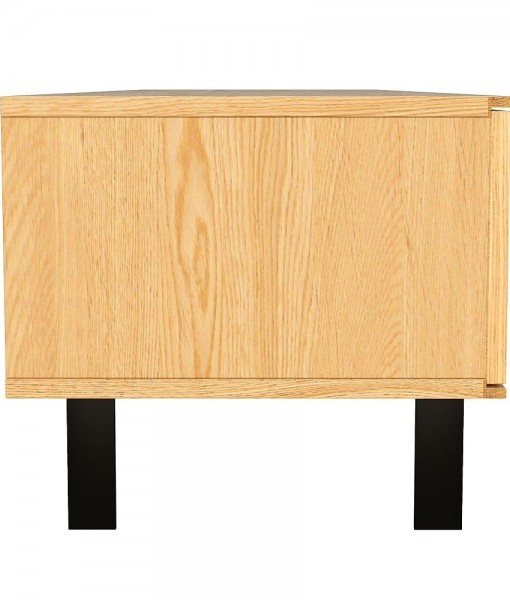 TV-Stand-180-cm-American-Oak-Lowline-Entertainment-Unit-0