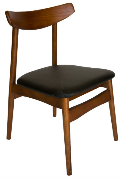 Bent Wood Asako Chair - Black & Walnut1.jpeg