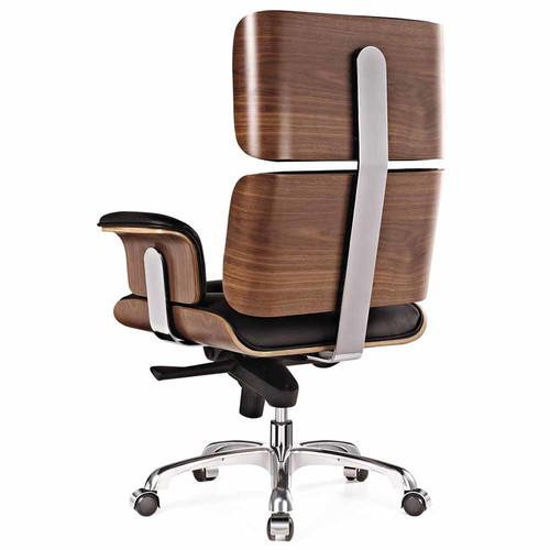 Replica Eames High Back Executive Office Chair - Black
