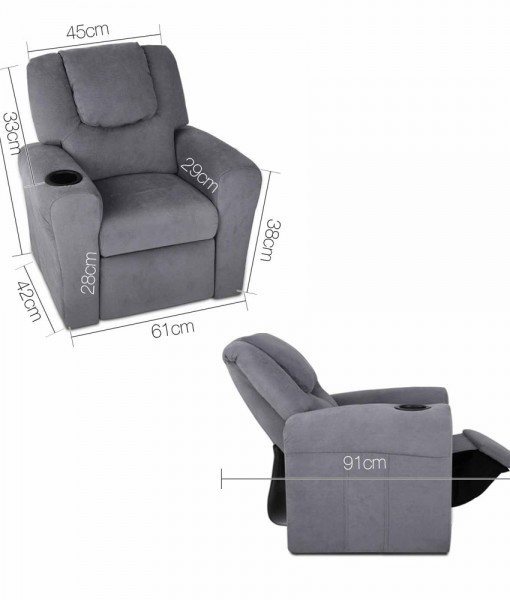KID-RECLINER-GY-01