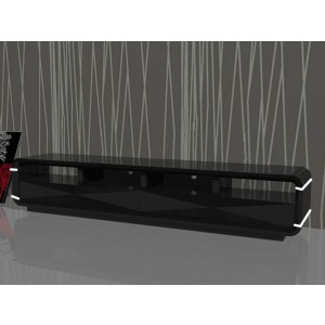Onsu TV Unit Black