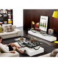 Alta coffee table and tv unit