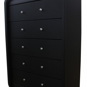 Barcelona tallboy big table black ori