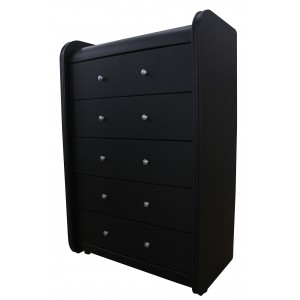 Barcelona tallboy big table black