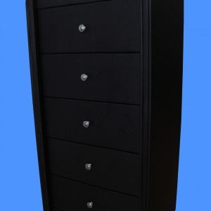Barcelona tallboy small table black ori