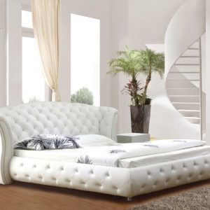 Chelsea bed frame white original