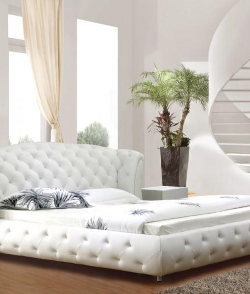 Chelsea bed frame white original