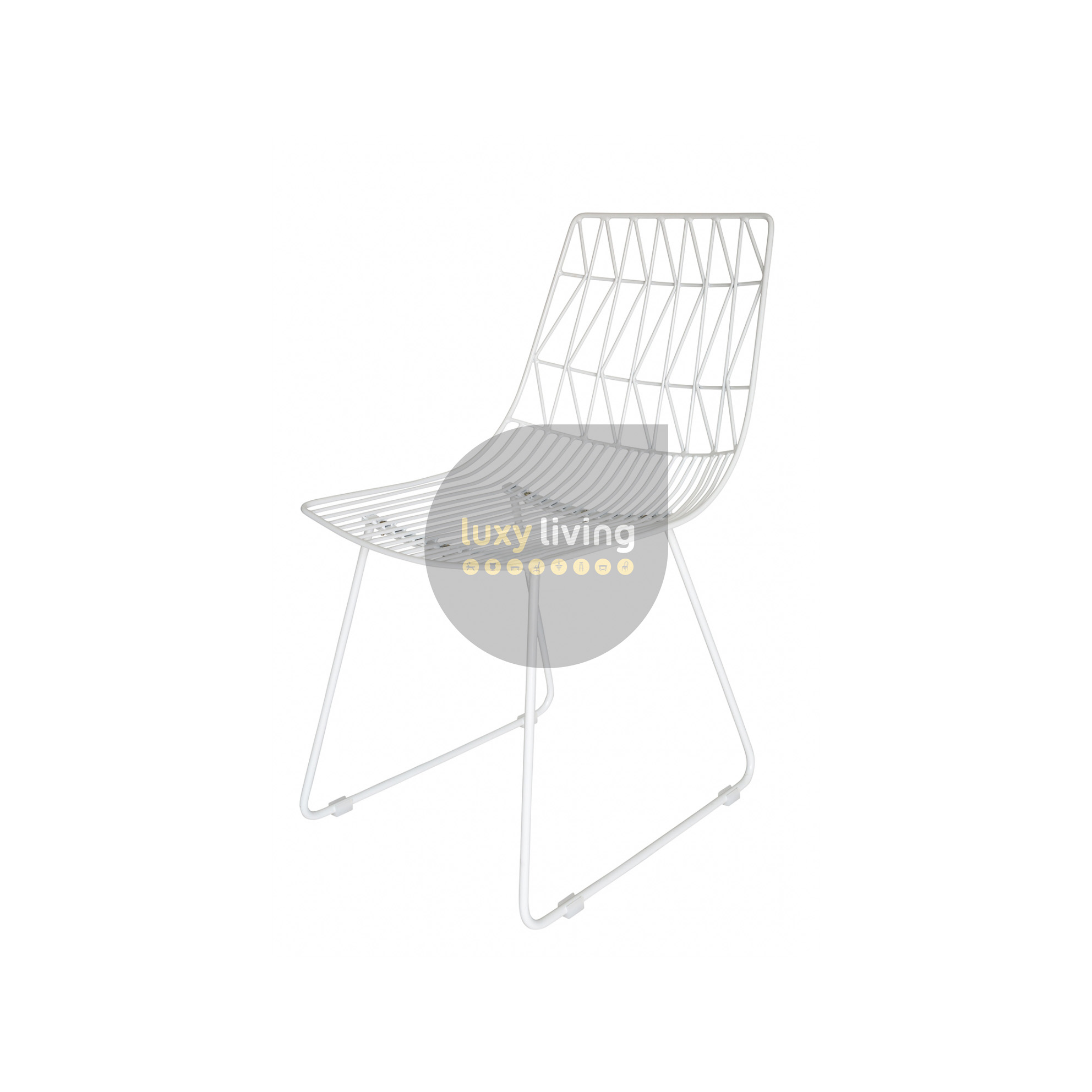 cushion bertoia ebarza chair harry side copy replica wire of y leather products genuine