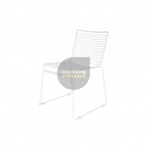 Replica Xavier Studio Bend Wire Chair - White